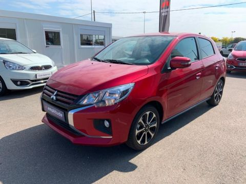 MITSUBISHI Space Star 1.0 MIVEC 80 RED line